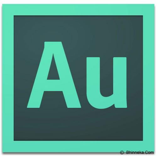 ADOBE Audition Creative Cloud - 1 Year - Software Audio Recording/Editing Licensing